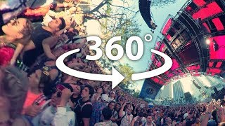 ULTRA Music Festival Miami-IMMERSIVE VR 360° EXPERIENCE in 5K