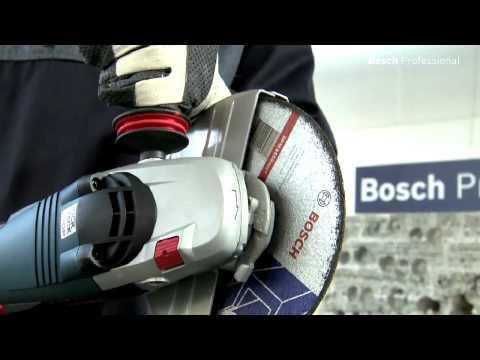 BOSCH Winkelschleifer GWS 24-230 LVI - der Leistungsstarke mit geringstem Gewicht