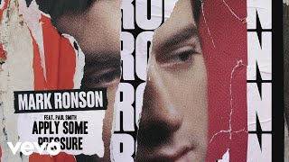 Mark Ronson - Apply Some Pressure (Official Audio) ft. Paul Smith