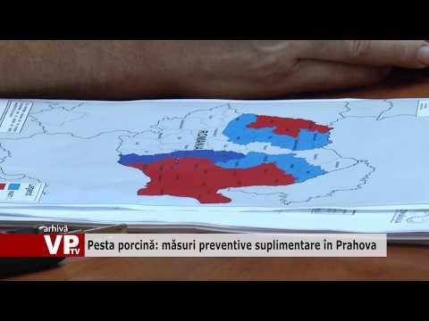 Pesta porcină: măsuri preventive suplimentare în Prahova