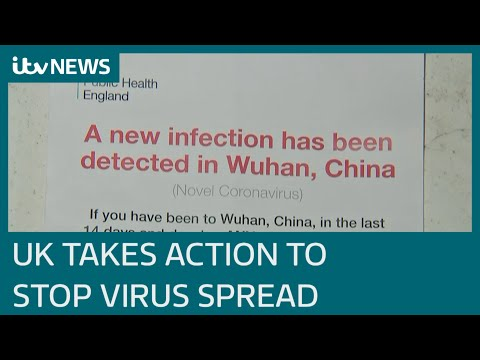 World reacts to stop spread of potentially deadly coronavirus   ITV News