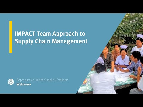 IMPACT Team Approach to Supply Chain Management