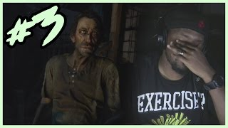 MERCILESS AND GRUSOME MURDER! - Outlast 2 Gamepaly Walkthrough Part 3
