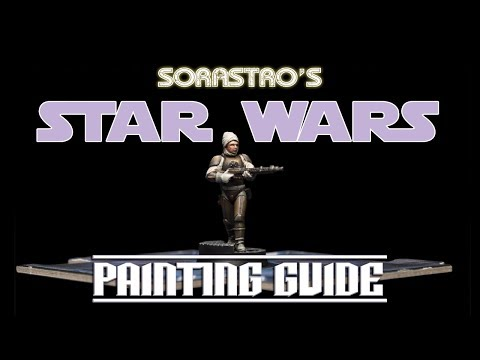 Sorastro's Star Wars Imperial Assault Painting Guide Ep.43: Dengar