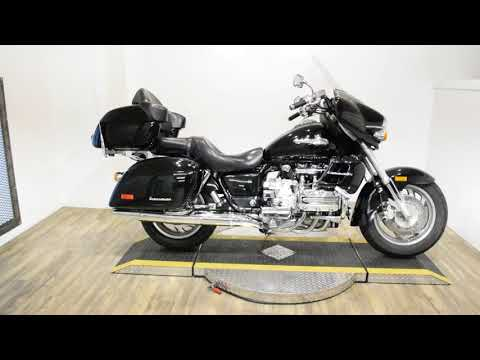 1999 Honda VALKYRIE INTERSTATE in Wauconda, Illinois - Video 1