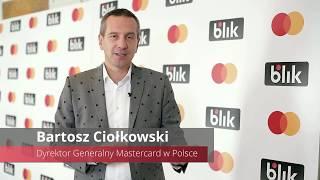 BLIK będzie zbliżeniowy – Bartosz Ciołkowski i Javier Perez, Mastercard Europe