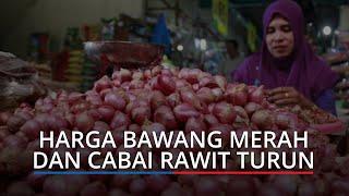 Harga Bahan Pokok Hari Ini Senin 14 September di Padang, Bawang Merah hingga Cabai Rawit Turun