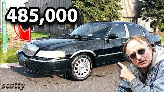 Inilah Mobil Kota Lincoln Yang Terlihat Setelah 485.000 Miles