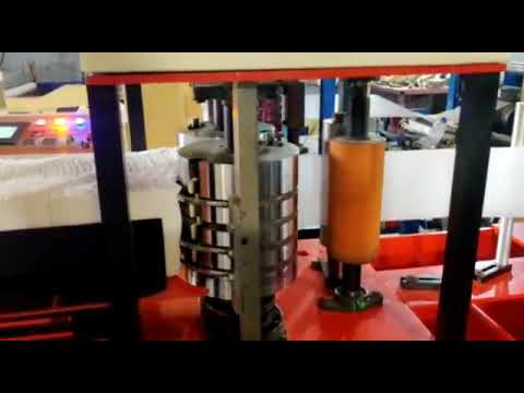 Fully Automatic Computerized Tissue Paper Making Machine