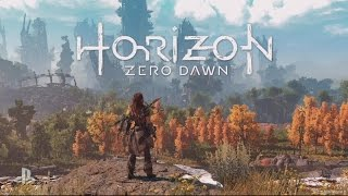 Horizon Zero Dawn - Gameplay Trailer - E3 2015 [ HD ]