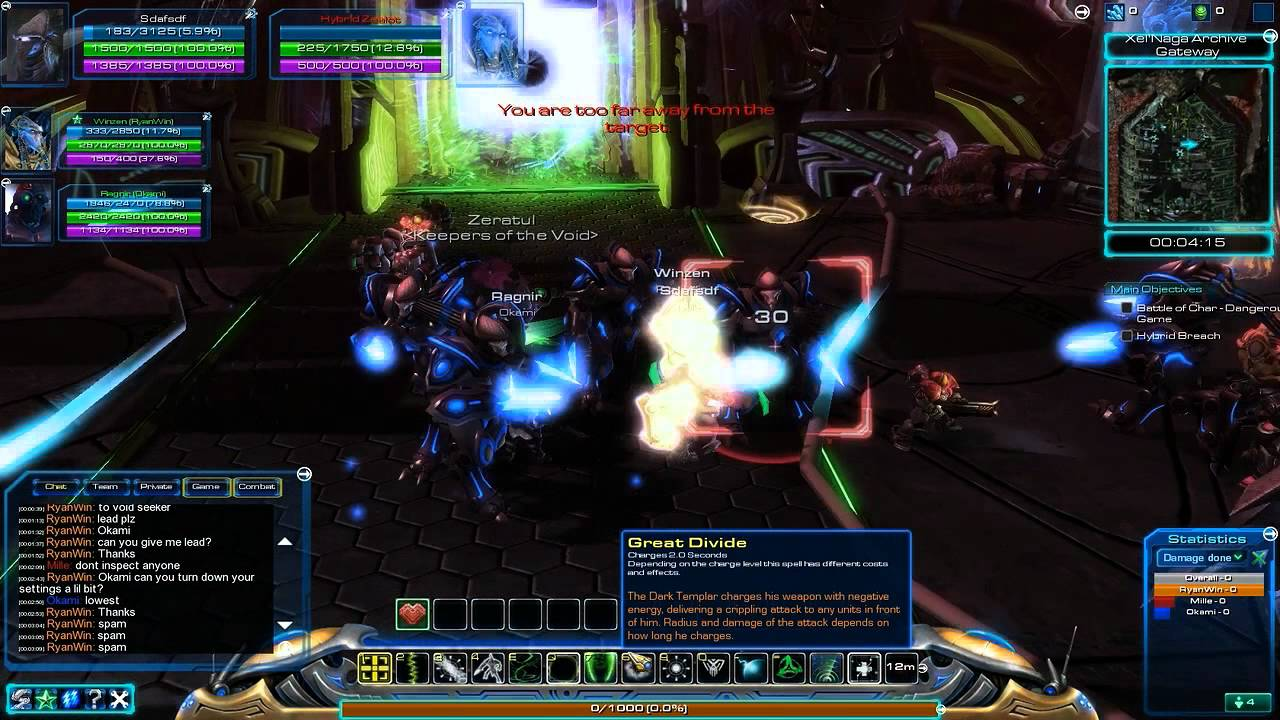 StarCraft MMO Mod Releases Its Debut Gameplay Trailer