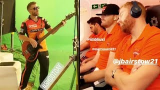 Sunrisers Hyderabad 2019 I Inside Dressing Room | Vivo Ipl Funny Videos