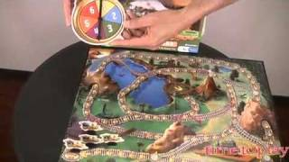 Dinosaur Train All Aboard Game from Pressman Toy