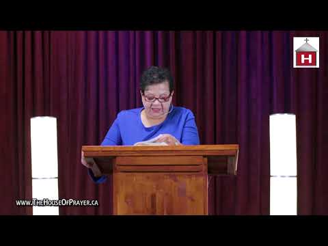 """""""Child of God you have to bear fruit"""" Part 1 with Pastor Jean Tracey (THOP)"""