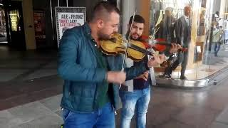 Street Music See You Again - Despacito _ By Two Brother Violin