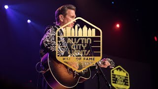 "ACL Hall of Fame New Year's Eve 2017 | Chris Isaak ""Only the Lonely"""