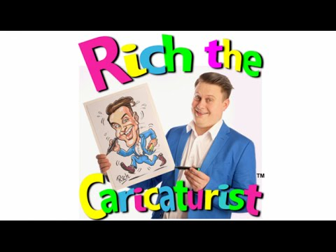 Rich The Caricaturist Video