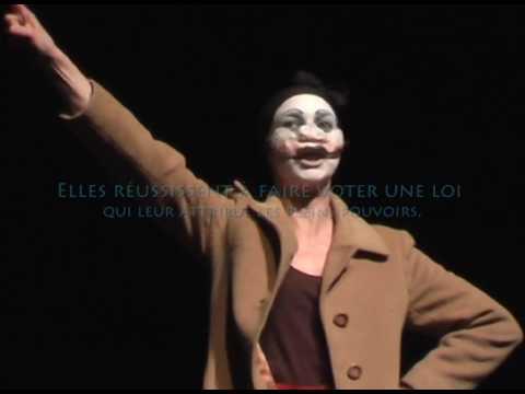 """Bande annonce """"L'ASSEMBLEE DES FEMMES"""" (Théâtre)"""