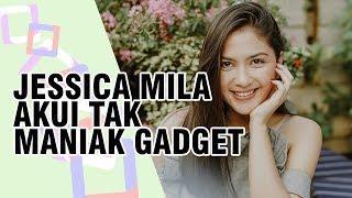 Jessica Mila Akui Tak Maniak Gadget