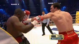 🔺 Wladimir Klitschko vs Hasim Rahman #720p 🔻