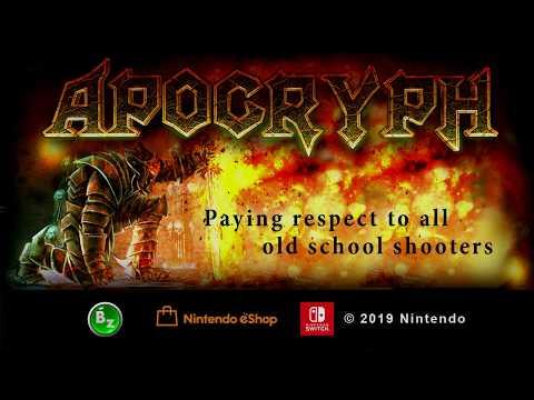 Apocryph - Nintendo Switch Release Trailer thumbnail