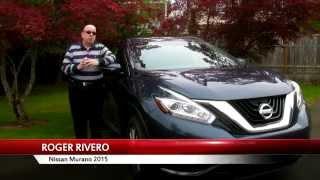 Prueba Nissan Murano 2015