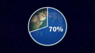 L'eau dans le monde | AFP Animé