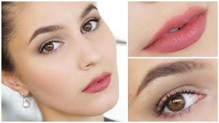 Office & Job Interview Makeup Tutorial