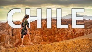 The Driest Desert In The World | Atacama Desert