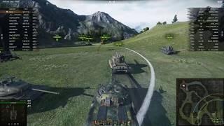 WZ-111-5A Остался один против девяти танков