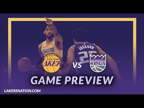 8a953d87e Lakers Nation  Los Angeles Lakers vs Sacramento Kings Game Day Preview -  Game 12
