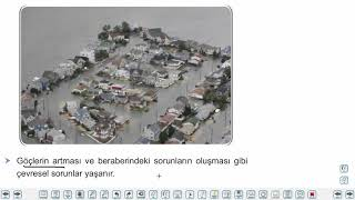 Eğitim Vadisi 11.Sınıf Coğrafya 21.Föy Çevre Sorunlarının Sınıflandırılması 1 Konu Anlatım Videoları