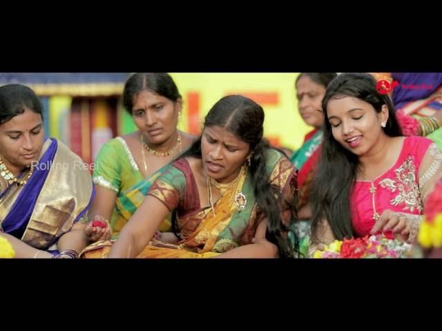 Bathukamma Full Video Song 2016 | Karthik Kodakandla Bathukamma Song