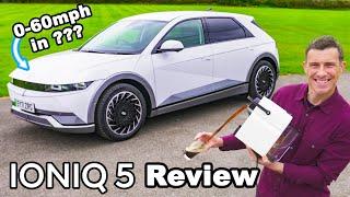Hyundai Ioniq 5 review with 0-60mph test!