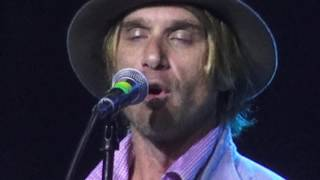 Hard Working Americans 8-18-16 Fayetteville Todd Snider Dave Schools Jesse Aycock