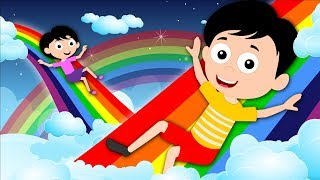 Rainbow Color Song | Cartoon Videos For Children by Kids Tv