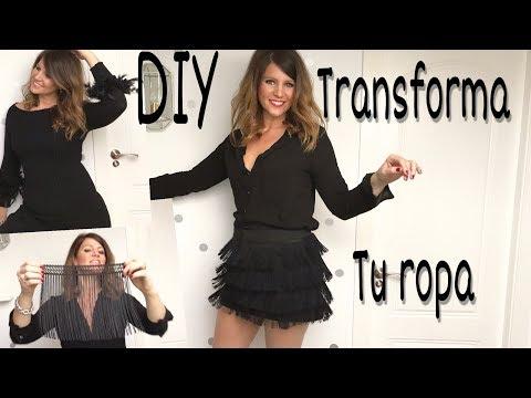 diy Inspiración Zara / 10 ideas para transformar nuestra ropa esta Navidad
