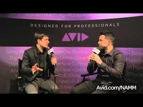 NAMM 2013: AAX Plug-in Developer Steven Slate