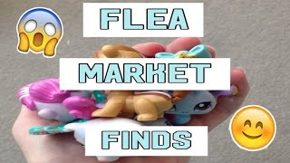 I FOUND OLD LPS! | FLEA MARKET FINDS #1