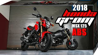 2019 Honda Grom Base Motorcycle Specs, Reviews, Prices