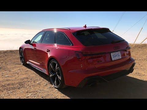 External Review Video 3mjQTNSSyYw for Audi RS6 Avant (C8 Type 5G)