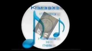 Dil bekarar sa ha ( Ishara ) Free karaoke with lyrics   - YouTube