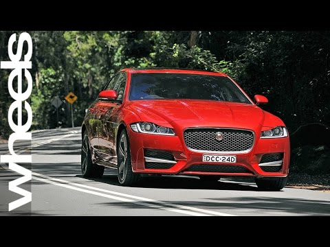 Jaguar XF Review | Car Reviews | Wheels Australia
