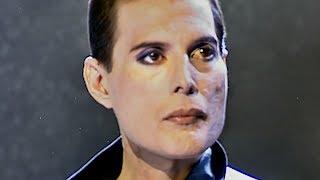 Los Deprimentes secretos del ultimo Vídeo de Freddie Mercury