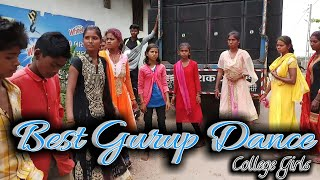 College Girls -  Dance To This Ft - Gujarati Girls || Arjun R Meda ||