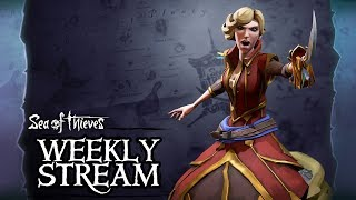 Sea of Thieves Weekly Stream - The Legendary Storyteller