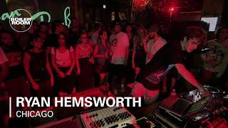 Ryan Hemsworth Ray Ban X Boiler Room 002 | Pitchfork Festival Afterparty Live Set