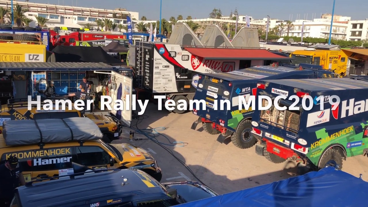 Hamer Rally Team MDC2019