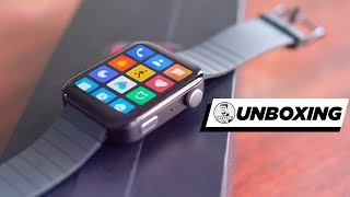 Xiaomi Mi Watch Hands On - Apple Watch, The Budget Edition!
