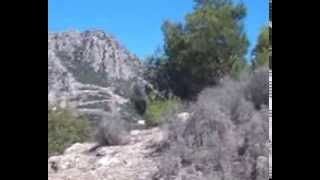 preview picture of video 'Balade dans les montagnes de Sidi Merouane à Ténès'